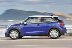 More Mini models get four-wheel drive