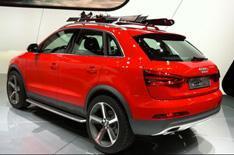 Detroit 2012: Audi Q3 Vail