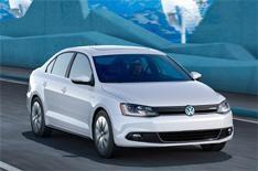 Detroit motor show 2012: VW Jetta Hybrid