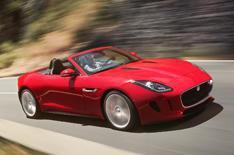 2013 Jaguar F-type reader preview