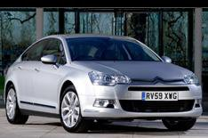 Citroen C5 gets cleaner engines