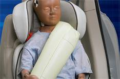 Ford launches inflatable seatbelt