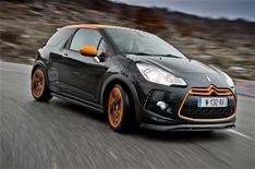 Citroen DS3 Racing driven