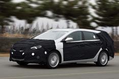 Hyundai i40 Estate driven