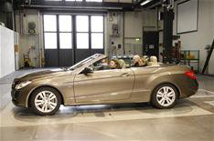 E-Class Cabriolet: a car for all seasons