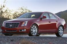 Cadillac CTS to cost from 26,995