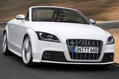 Fastest Audi TT breaks cover