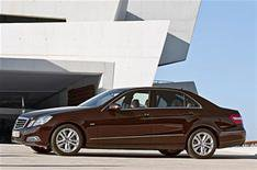 5. Mercedes E-Class