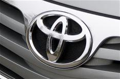 Parts shortage cuts UK Toyota production