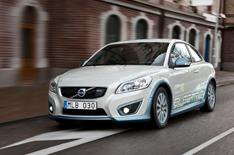 Volvo C30 Electric production begins
