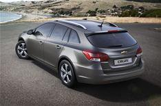 Chevrolet Cruze Station Wagon revealed