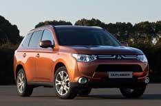 New Mitsubishi Outlander revealed