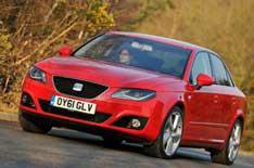 2012 Seat Exeo review