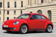 2012 VW Beetle 1.4 TSI review