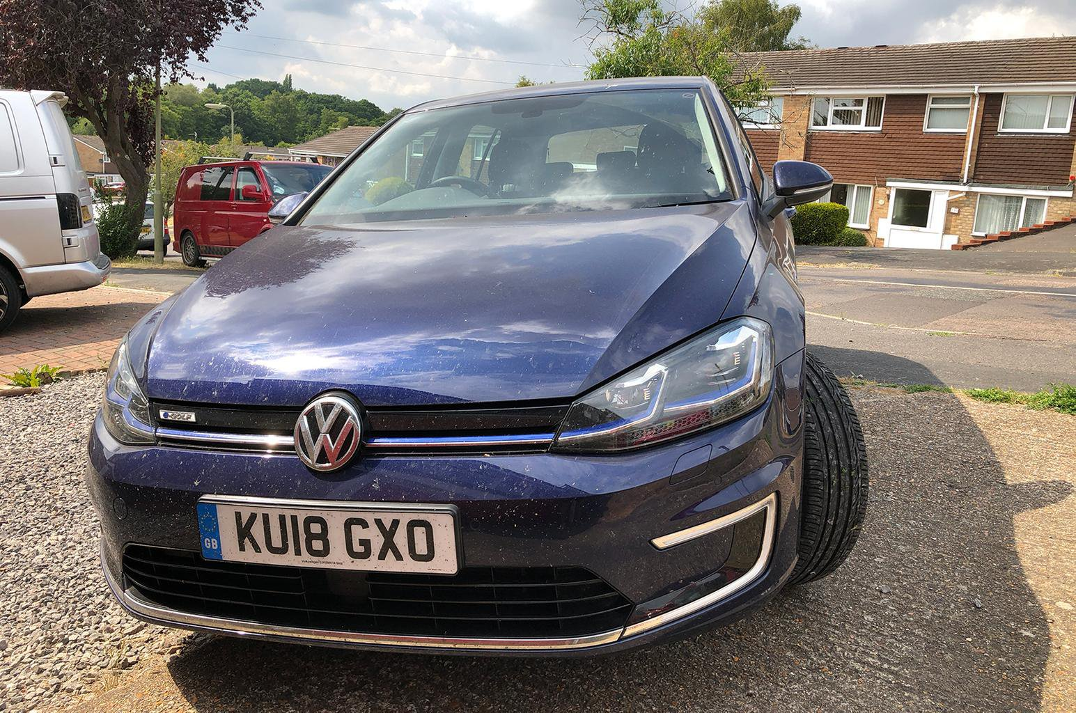 Volkswagen e-Golf long-term test review