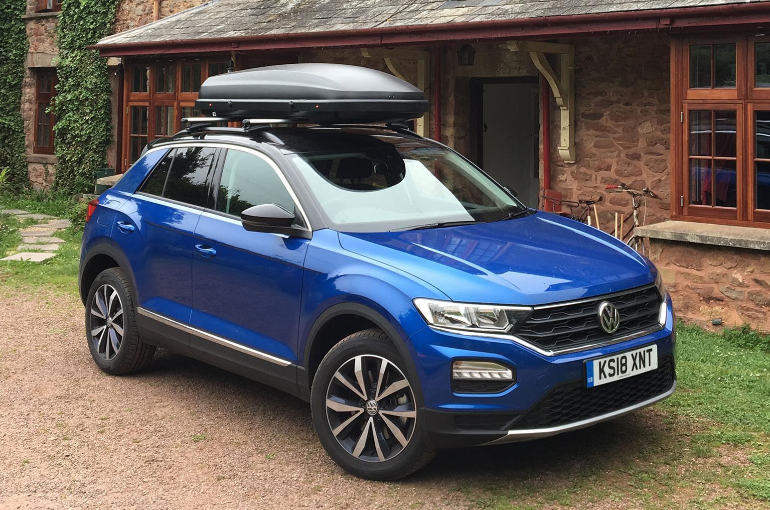 Volkswagen T-Roc long-term test review