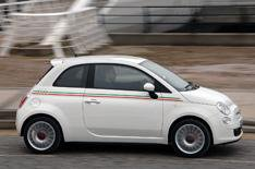 Greener Fiat 500 Start&Stop launched