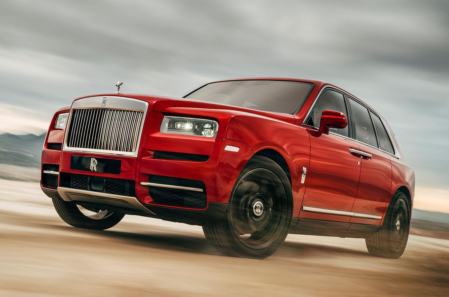 2018 Rolls-Royce Cullinan – price, specs and release date