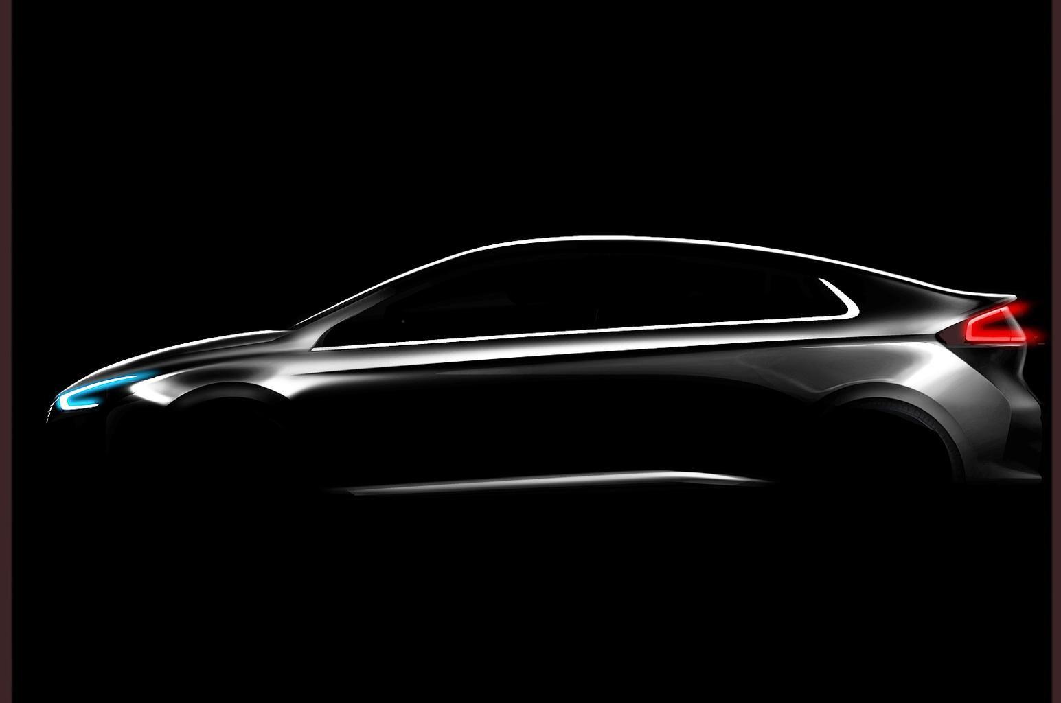 Hyundai Ioniq to rival Toyota Prius in 2016