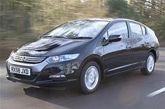 Green car tops sales chart in Japan