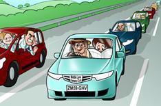 Calls for slow-driver legislation
