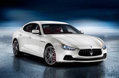 New Maserati Ghibli revealed