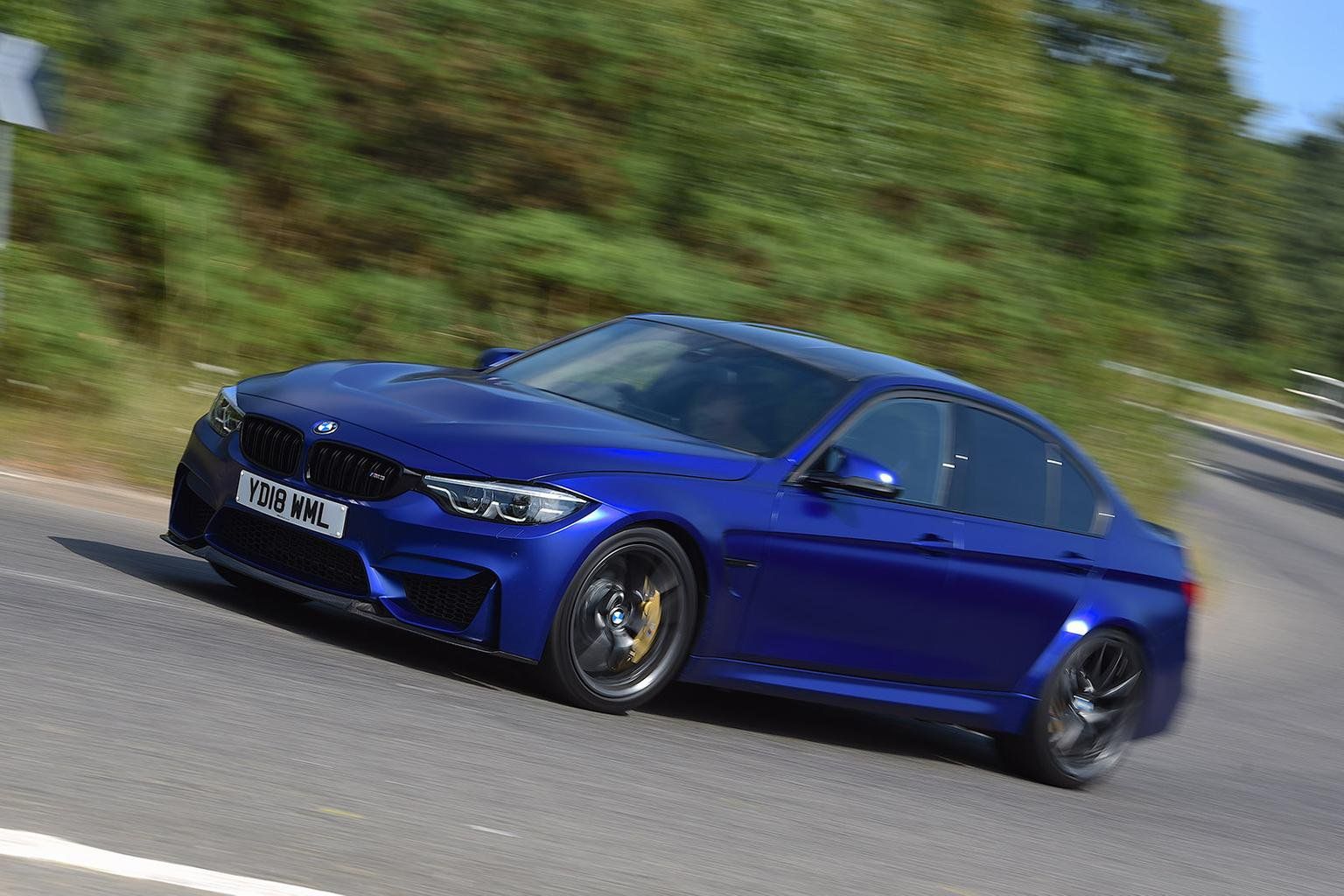 2018 BMW M3 CS verdict