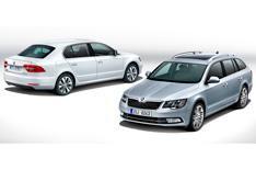2013 Skoda Superb prices announced