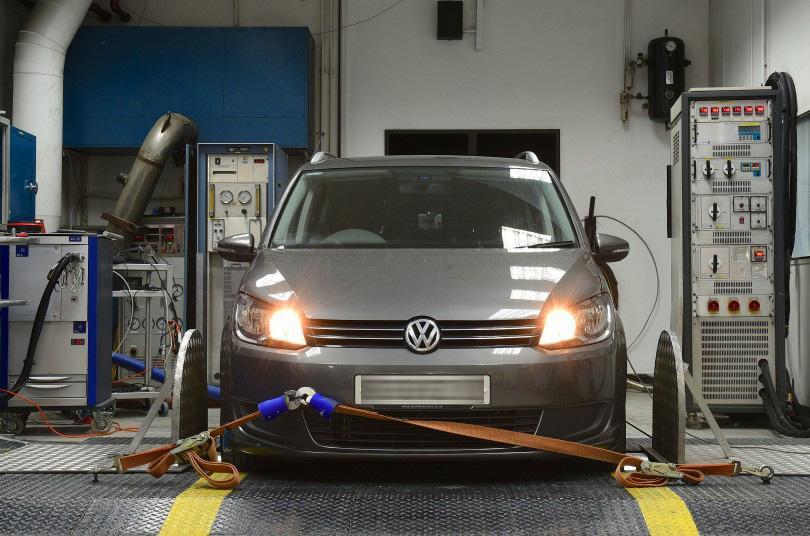 Test shows worse MPG after Volkswagen emissions fix