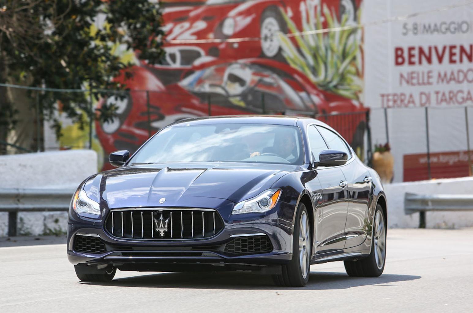 2016 Maserati Quattroporte Sel Review