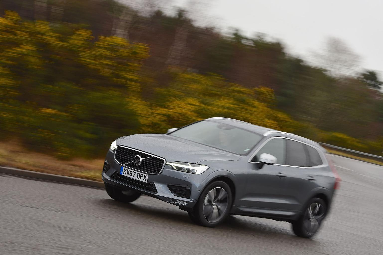 2018 Volvo XC60 D4 Manual review - verdict