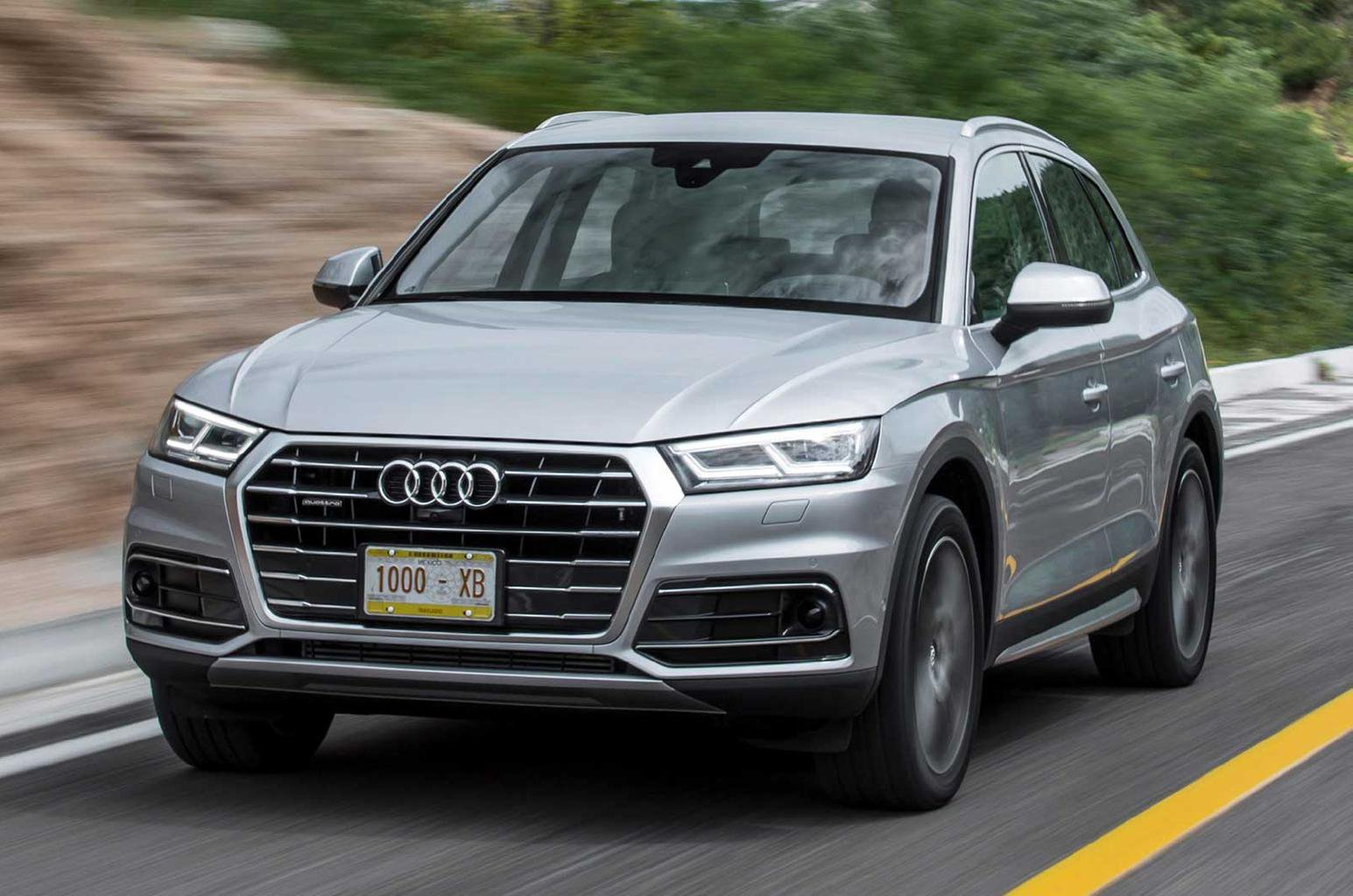 2017 Audi Q5 reviewed on video