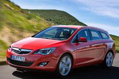 Is this the new Vauxhall Astra estate?
