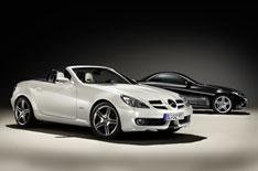 New special edition Mercedes SLK