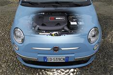 Fiat 500 gets new Twin Air engines