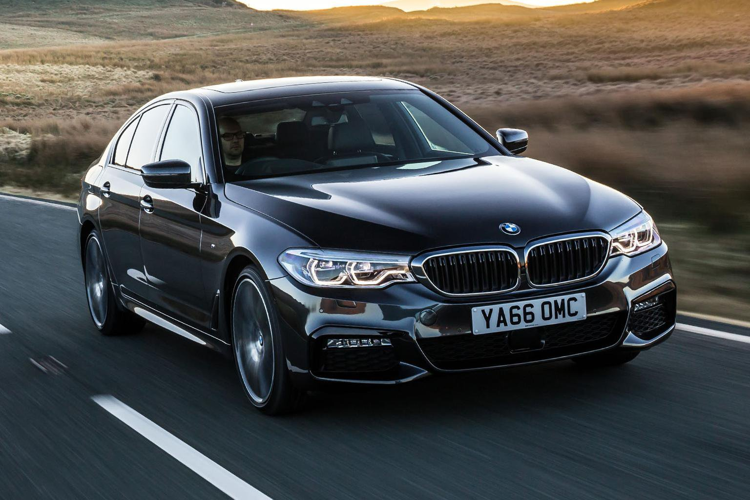 Bmw 540i Xdrive Review 2017