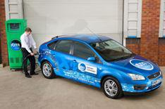 British company launches fuel cell car