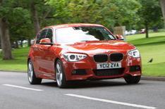 2012 BMW 125i M Sport review