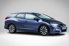 2014 Honda Civic Tourer revealed