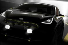 Kia to show SUV concept at Frankfurt