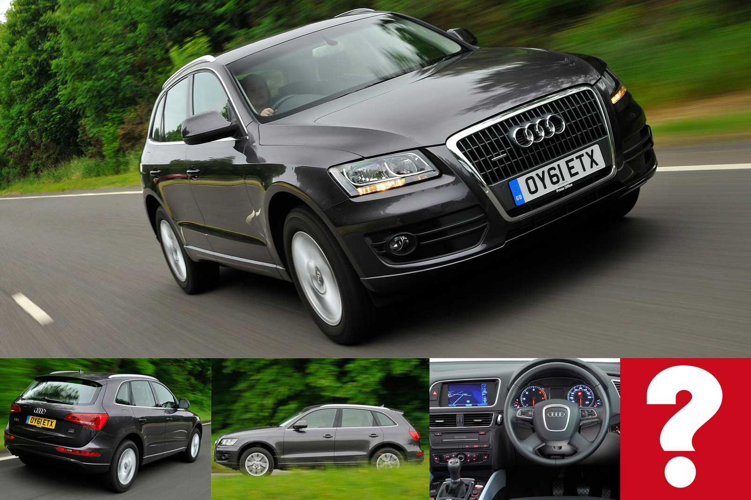 7 reasons to buy an Audi Q5