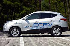Hyundai ix35 FCEV review