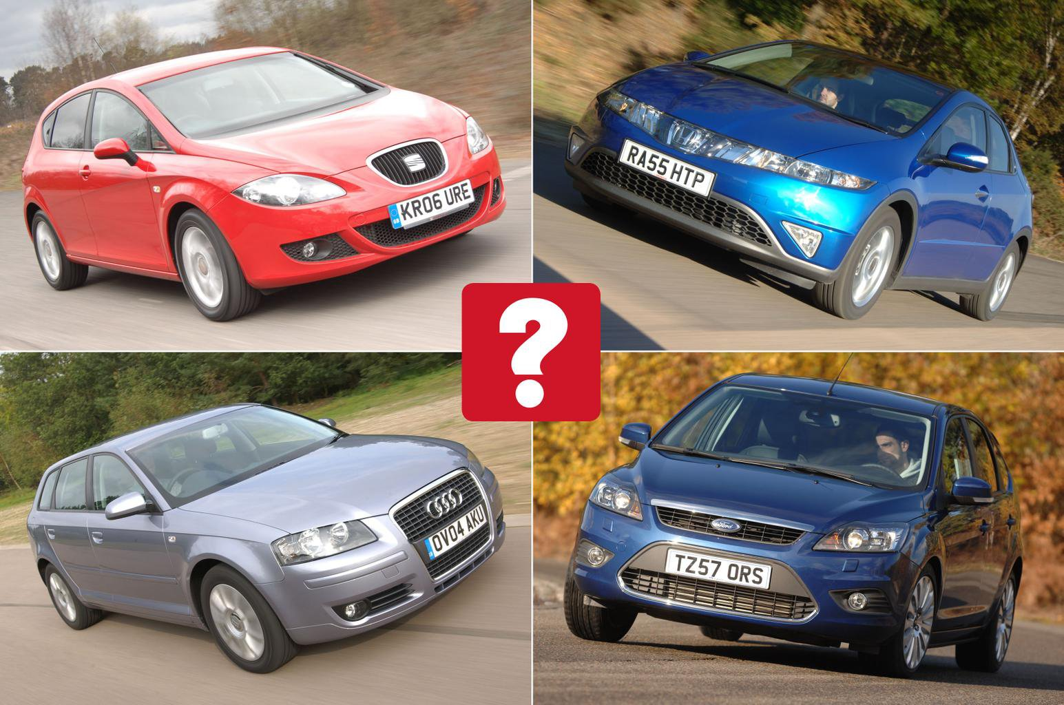Top 10 used family cars for less than £5000