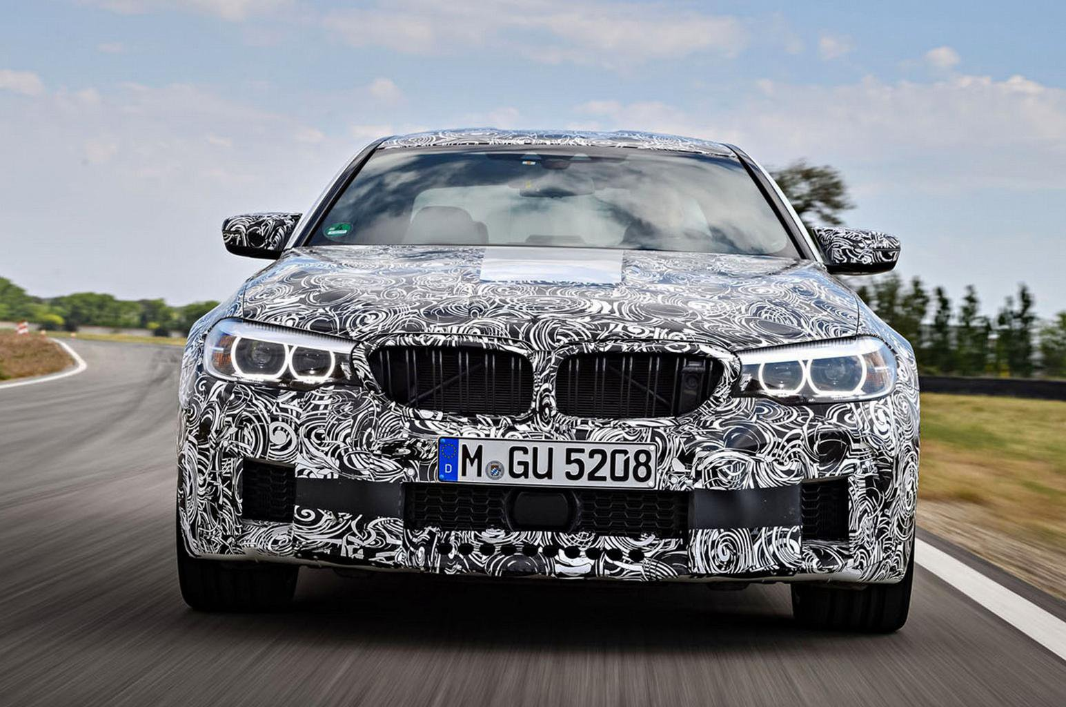 BMW M5 verdict and specs