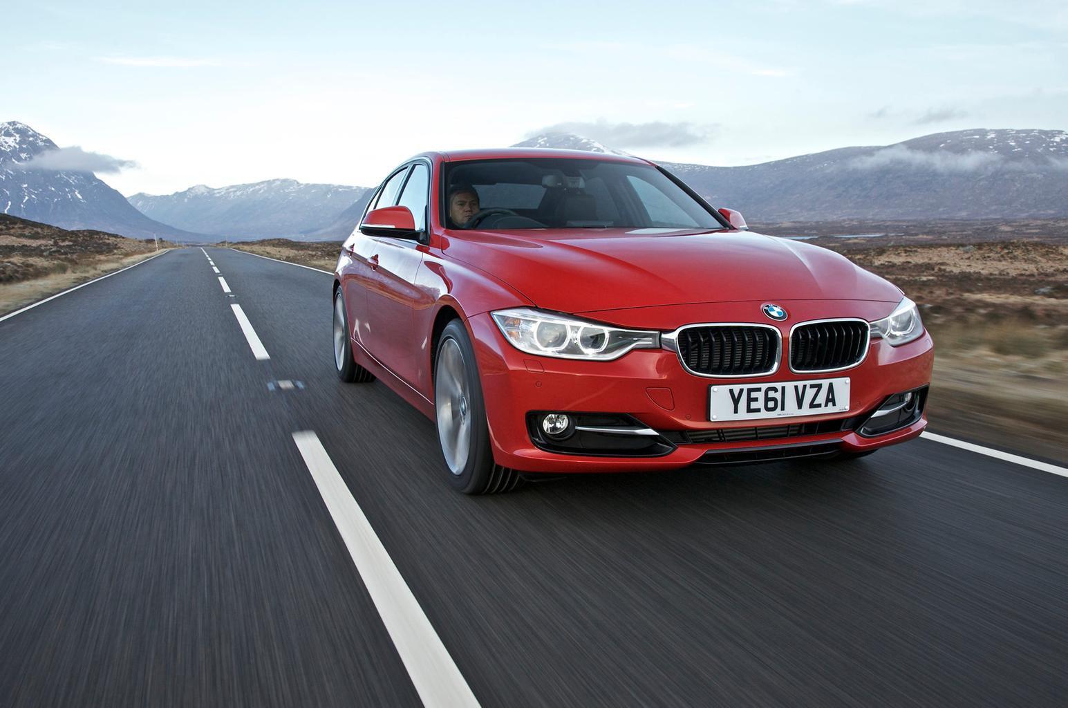 2012 BMW 320d Efficient Dynamics review