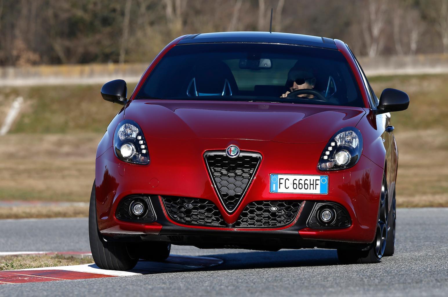 2016 Alfa Romeo Giulietta 1.6 JDTm review