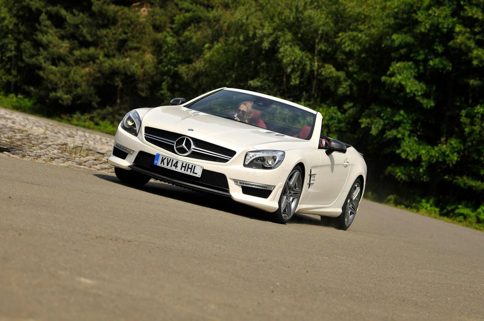 2014 Mercedes-Benz SL 63 AMG review