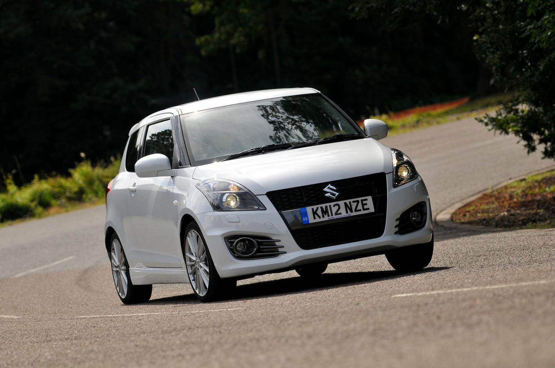 Deal of the Day: Suzuki Swift Sport