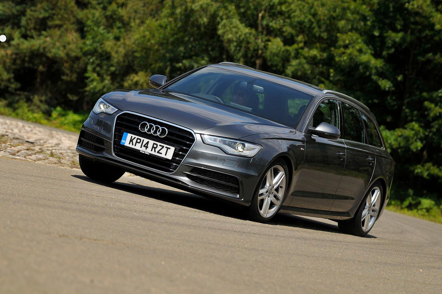2014 Audi A6 Avant Ultra review
