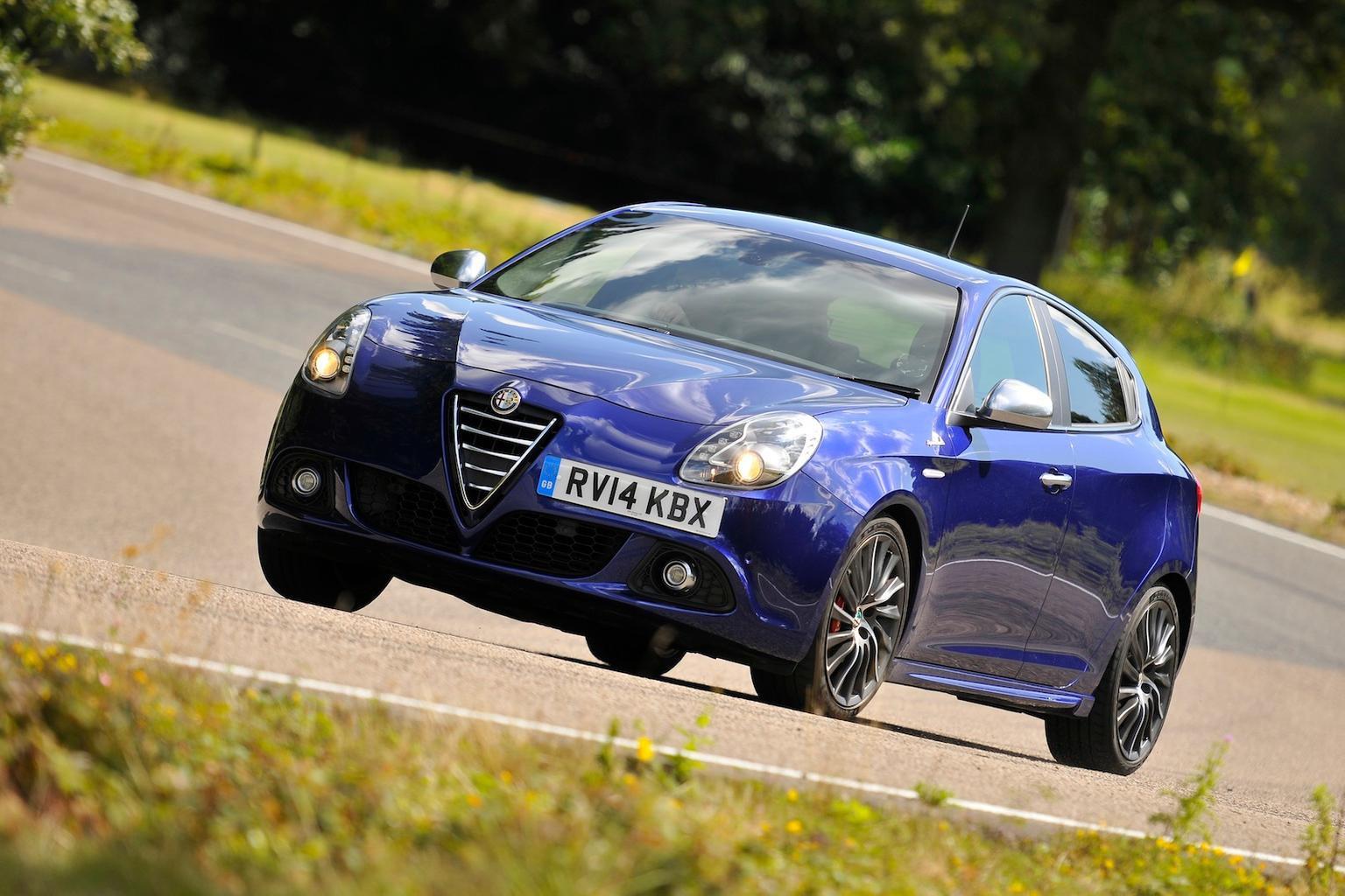 2014 Alfa Romeo Giulietta 1.4 MultiAir 170 TCT review